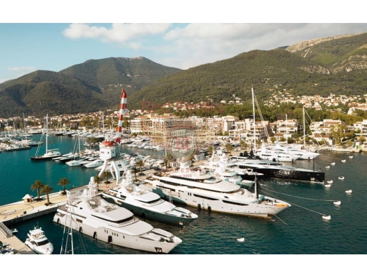 Luxury Apartment in Tivat, Montenegro da satılık emlak, Bigova da satılık ev, Bigova da satılık emlak