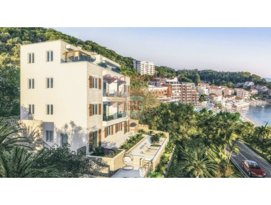 For sale new residential complex located in Pržno.