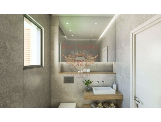 New Residence Complex in Przno, apartments in Montenegro, apartments with high rental potential in Montenegro buy, apartments in Montenegro buy