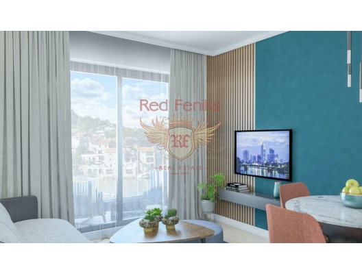 New Residence Complex in Przno, apartment for sale in Region Budva, sale apartment in Becici, buy home in Montenegro
