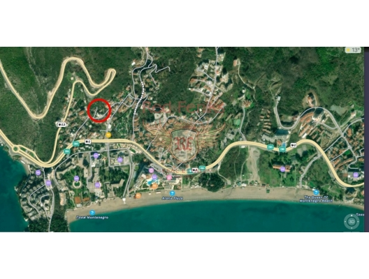 One bedroom apartments in a new panoramic complex in Becici, apartment for sale in Region Budva, sale apartment in Becici, buy home in Montenegro