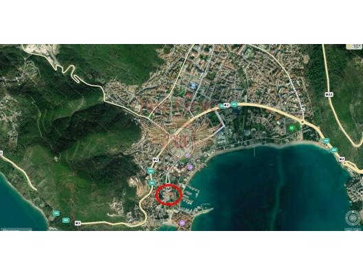 Budva'da Yeni Konut Kompleksi, Region Budva da satılık evler, Region Budva satılık daire, Region Budva satılık daireler