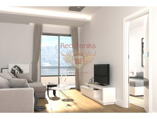 Budva'da Yeni Konut Kompleksi, Region Budva da ev fiyatları, Region Budva satılık ev fiyatları, Region Budva ev almak