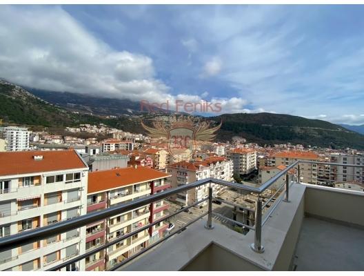 Budva'da Yeni Konut Kompleksi, becici satılık daire, Karadağ da ev fiyatları, Karadağ da ev almak