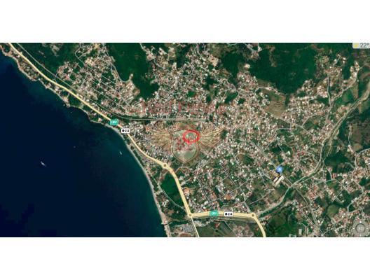 Bar'da panoramik arsa, Montenegro da satılık arsa, Montenegro da satılık imar arsası