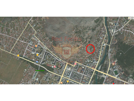 Plot In the Podgorica, Montenegro real estate, property in Montenegro, buy land in Montenegro