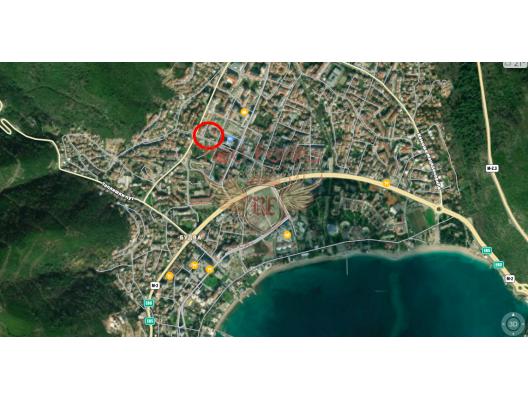 Budva'da Tek Yatak Odalı Daire 1+1, Region Budva da satılık evler, Region Budva satılık daire, Region Budva satılık daireler