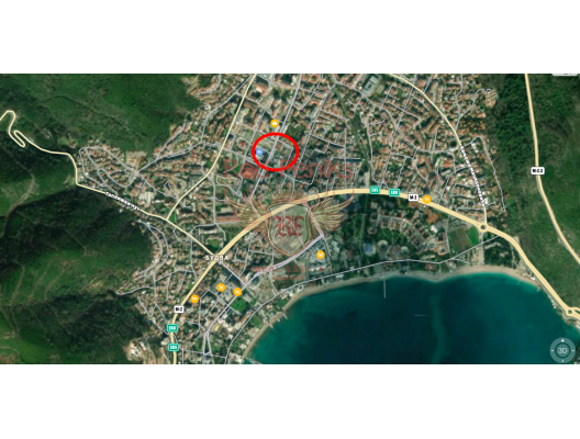 Budva'da İki Yatak Odalı Daire 2+1, Becici dan ev almak, Region Budva da satılık ev, Region Budva da satılık emlak