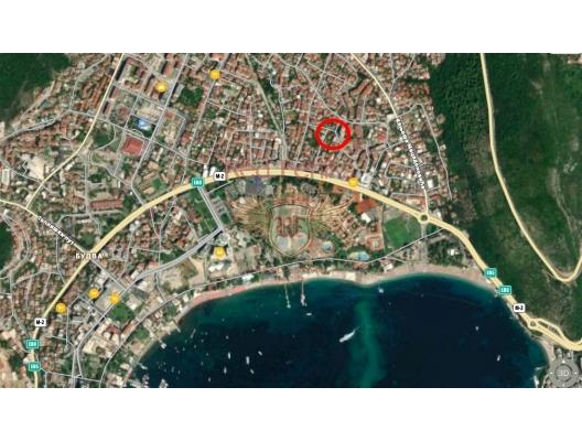 Budva'da Stüdyo Daire 1+0, Region Budva da ev fiyatları, Region Budva satılık ev fiyatları, Region Budva ev almak