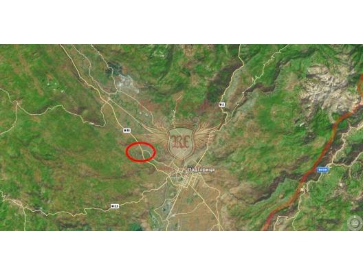 Podgorica'da Arsa ile Eski Ev, Karadağ Villa Fiyatları Karadağ da satılık ev, Montenegro da satılık ev, Karadağ satılık villa