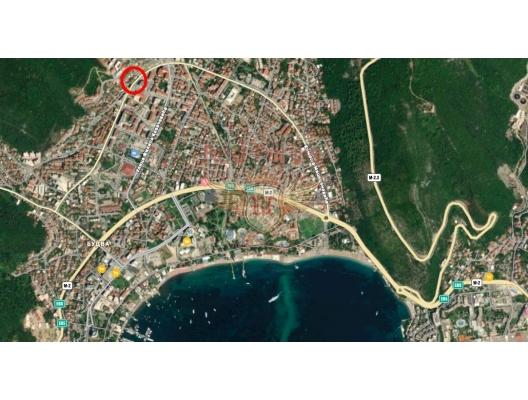 Apartments in New Residential Complex in Budva, Becici da satılık evler, Becici satılık daire, Becici satılık daireler