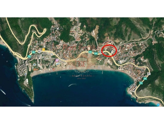 Cozy Studio in Becici, Montenegro da satılık emlak, Becici da satılık ev, Becici da satılık emlak