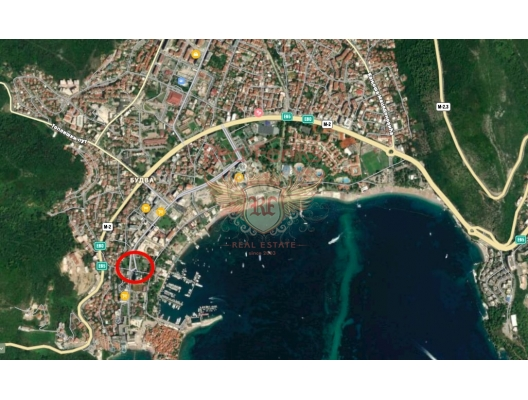 Panoramic Apartment On The New Complex In Budva, hotel residences for sale in Montenegro, hotel apartment for sale in Region Budva