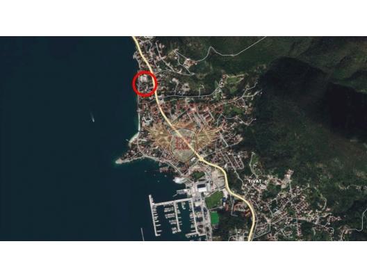 Tivat'ta İki Yatak Odalı Daire 2+1, Bigova da satılık evler, Bigova satılık daire, Bigova satılık daireler