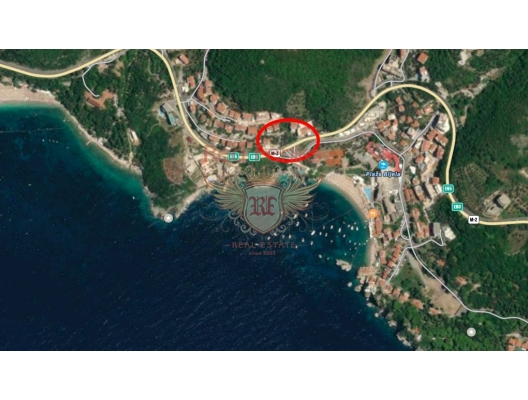 New Residence Complex in Przno, apartments for rent in Becici buy, apartments for sale in Montenegro, flats in Montenegro sale