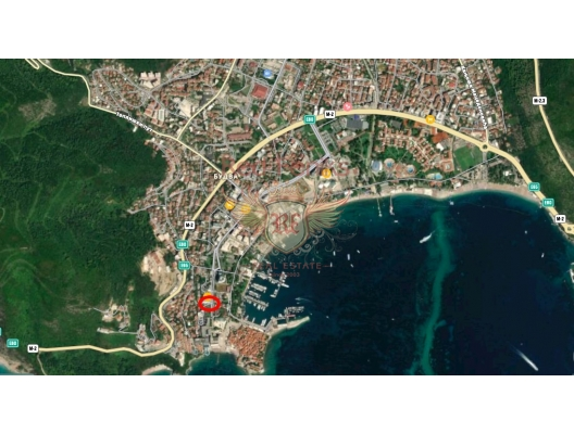 Budva'da İki Katlı Daire, Region Budva da satılık evler, Region Budva satılık daire, Region Budva satılık daireler