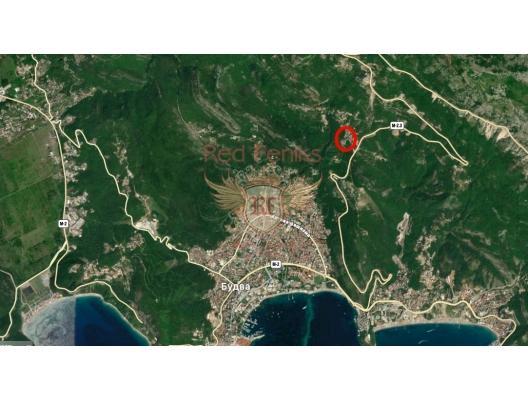 Markovici'de İki Yatak Odalı Daire 2+1, Montenegro da satılık emlak, Becici da satılık ev, Becici da satılık emlak