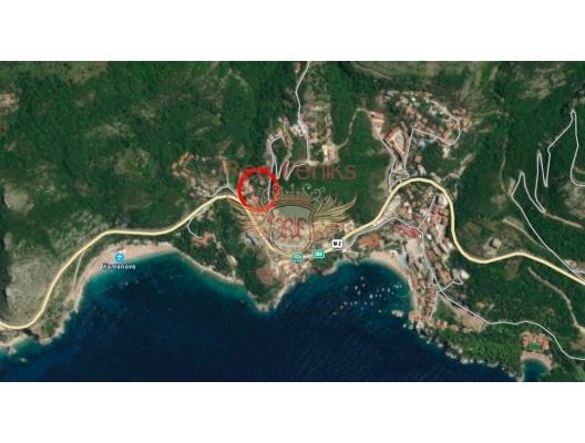 Przno'da Panoramik Tek Yatak Odalı Daire 1+1, Karadağ da satılık ev, Montenegro da satılık ev, Karadağ da satılık emlak