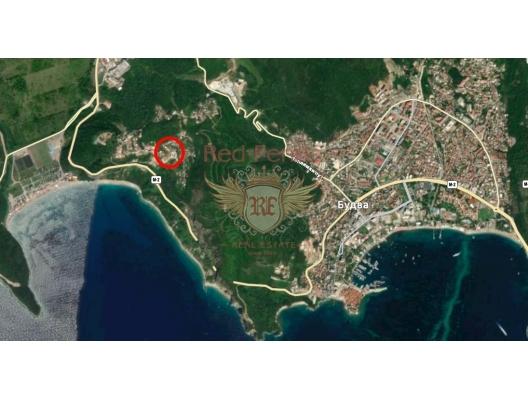 Seoci'de konut kompleksi 1+1, Becici dan ev almak, Region Budva da satılık ev, Region Budva da satılık emlak