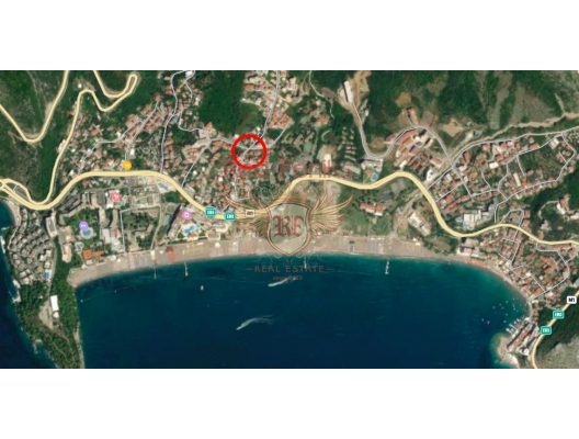 One Bedroom Apartment in Becici, apartments in Montenegro, apartments with high rental potential in Montenegro buy, apartments in Montenegro buy