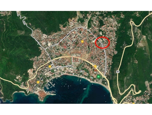 House with Garden in Budva, buy home in Montenegro, buy villa in Region Budva, villa near the sea Becici