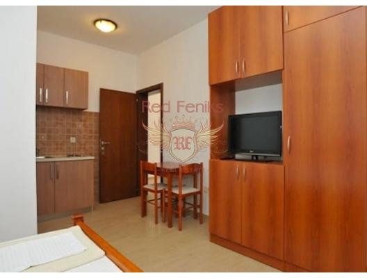 Budva'da Mini Otel, karadağ da kira getirisi yüksek satılık evler, avrupa'da satılık otel odası, otel odası Avrupa'da