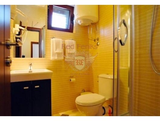 Budva'da Mini Otel, Karadağ'da satılık otel konsepti daire, Karadağ'da satılık otel konseptli apart daireler, karadağ yatırım fırsatları