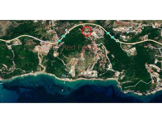 Rijeka Rezevici'de Güzel Taş Ev, Region Budva satılık müstakil ev, Region Budva satılık müstakil ev