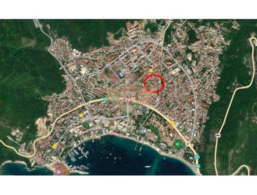 One Bedroom Apartment In Budva With Sea View, apartments in Montenegro, apartments with high rental potential in Montenegro buy, apartments in Montenegro buy