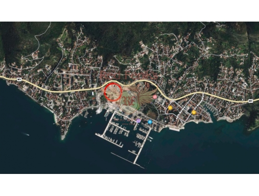 Studio Apartments In The Luxury Complex Porto Montenegro On The Front Line In Tivat, Montenegro real estate, property in Montenegro, flats in Region Tivat, apartments in Region Tivat