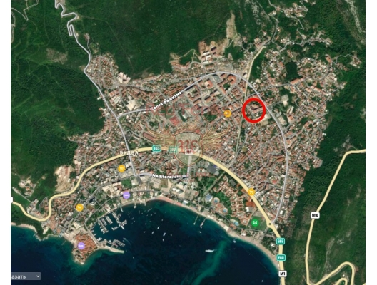 Three Bedroom Apartment In Budva, sea view apartment for sale in Montenegro, buy apartment in Becici, house in Region Budva buy