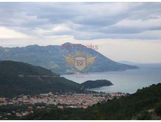 Urbanized Plot In Budva, plot in Montenegro for sale, buy plot in Region Budva, building plot in Montenegro