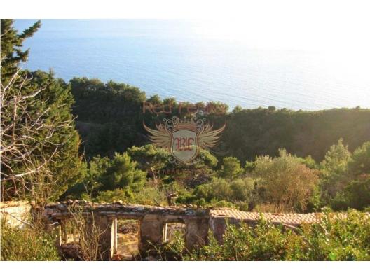 Urbanised Plot in Budva, Mogren, Montenegro real estate, property in Montenegro, buy land in Montenegro