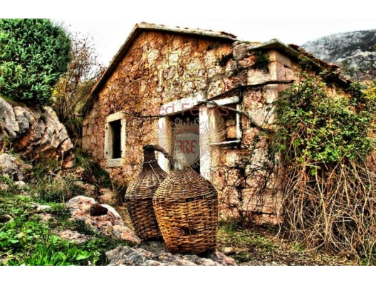 Urbanised plot in Stanisici, Montenegro real estate, property in Montenegro, buy land in Montenegro