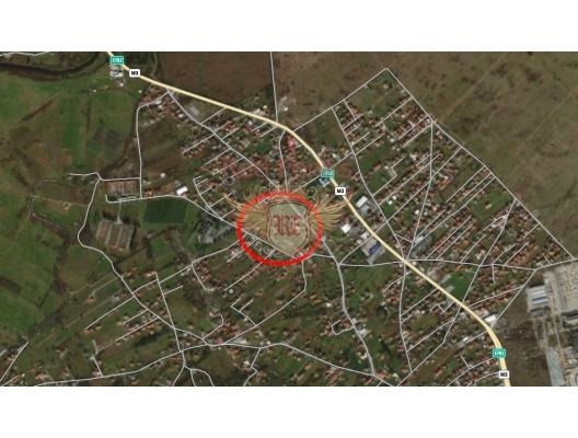 Zu verkaufen urbibised Grundstück in Podgorica.