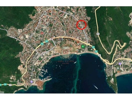 One Bedroom Apartment with Sea View in Budva, apartments for rent in Becici buy, apartments for sale in Montenegro, flats in Montenegro sale