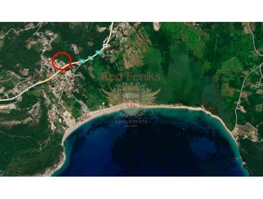 Prelepa kamena vila sa bazenom u Buljarici, kuća blizu mora Crna Gora, kuća Crna Gora prodaja, kuća Crna Gora