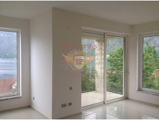 Prcanj'de güzel bir daire, Dobrota da satılık evler, Dobrota satılık daire, Dobrota satılık daireler