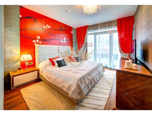 Budva'da çatı katı, becici satılık daire, Karadağ da ev fiyatları, Karadağ da ev almak