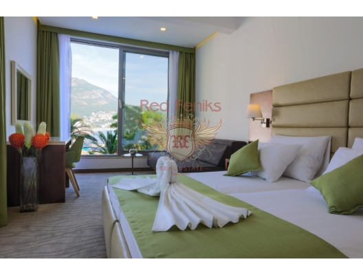 New hotel for sale, property with high rental potential Region Bar and Ulcinj, buy hotel in Bar