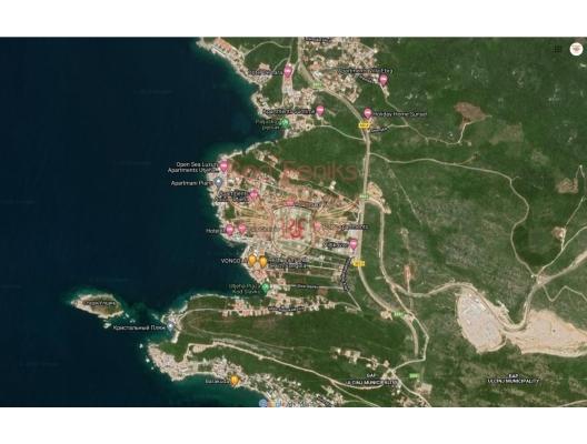 Uteha'da deniz manzaralı bitmemiş ev, Bar satılık müstakil ev, Bar satılık müstakil ev, Region Bar and Ulcinj satılık villa