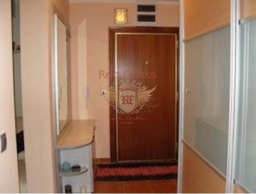 Petrovac'ta Tek Yatak Odalı Daire 1+1, becici satılık daire, Karadağ da ev fiyatları, Karadağ da ev almak