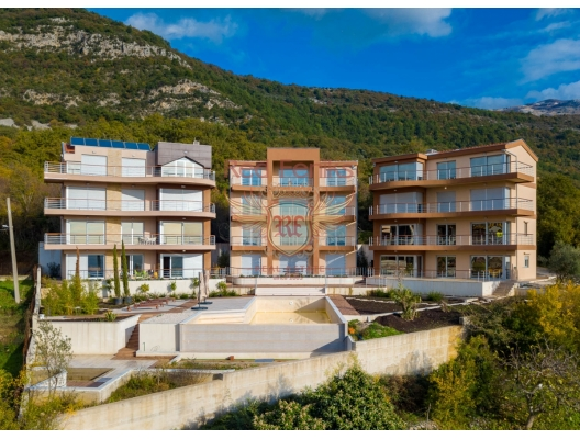 New Condo, Tivat, Kavac'da İki Yatak Odalı Lüks Daire, Bigova da satılık evler, Bigova satılık daire, Bigova satılık daireler