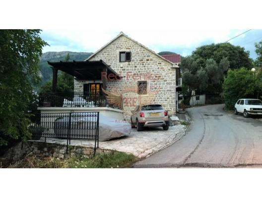 Renovated luxury old stone house near Porto Montenegro for sale, house near the sea Montenegro