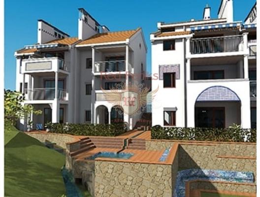 Morinj'de Deniz Manzaralı Kentsel Arsa, Montenegro da satılık arsa, Montenegro da satılık imar arsası