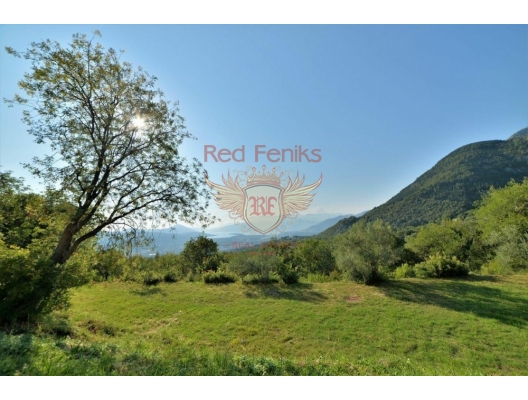A plot with stone ruins, Montenegro real estate, property in Montenegro, buy land in Montenegro