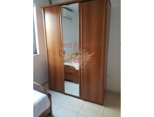 One Bedroom Flat in Becici, sea view apartment for sale in Montenegro, buy apartment in Becici, house in Region Budva buy