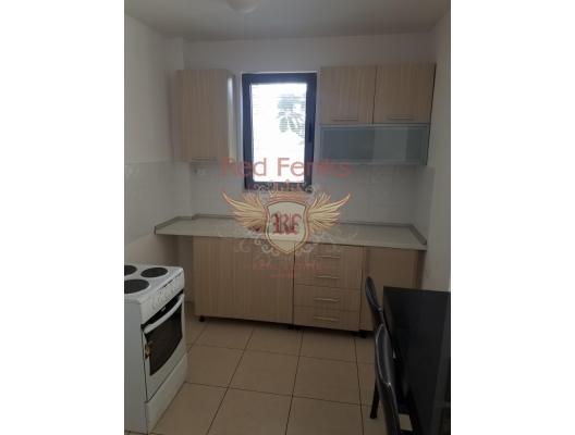 One Bedroom Flat in Becici, apartments for rent in Becici buy, apartments for sale in Montenegro, flats in Montenegro sale