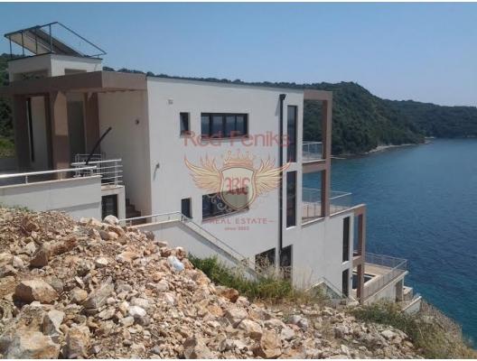 Kendi plajı ile harika villa, Region Bar and Ulcinj satılık müstakil ev, Region Bar and Ulcinj satılık villa