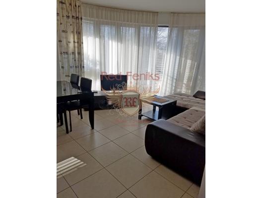 One bedroom apartment in Becici, Karadağ da satılık ev, Montenegro da satılık ev, Karadağ da satılık emlak